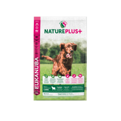 Eukanuba-Nature plus+ Puppy Lamb (1)