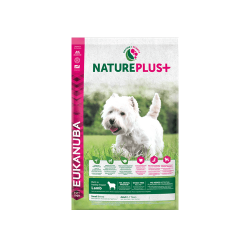Eukanuba-Nature Plus+ Adult Small Lamb (1)