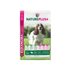 Eukanuba-Nature Plus+ Adult Medium Lamb (1)