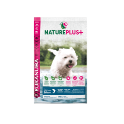 Eukanuba-Nature Plus+ Adult Small Salmón (1)