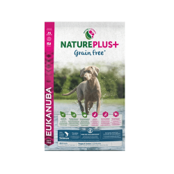 Eukanuba-Nature Plus+ Puppy All Breed Salmon Grain free (1)