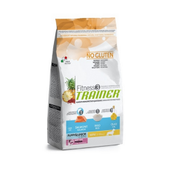 Trainer-Fitness 3 Puppy & Junior Mini Salmón y Arroz (Sin Gluten) (1)