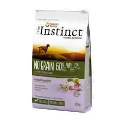 True Instinct-No Grain Medium-Maxi Pavo (1)