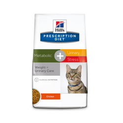 Hills Prescription Diet-PD Feline Metabolic + Urinary Stress (1)