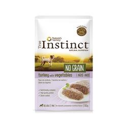 True Instinct-No Grain Pavo con Verduras 150Gr Húmedo. (2)