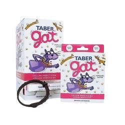 Taber-Collar Antiparasitario para Gato (1)