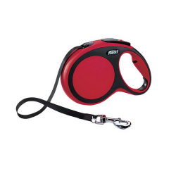 Flexi-Correa Extensible Flexi Confort Color Rojo para Perro (1)