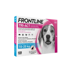 Frontline Tri-Act 10-20 KG