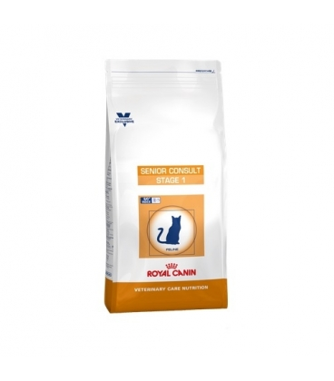 Royal Canin Veterinary Diets-Vet Care Senior Consult Stage 1 para Gato (1)