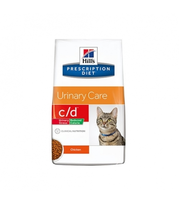 PD Feline c/d Urinary Stress Reduced Calorie (6)