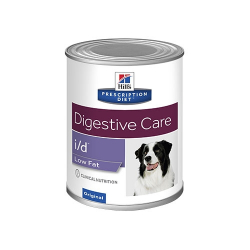 Hills Prescription Diet-PD Canine i/d Low Fat.370gr. Húmedo. (1)