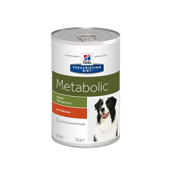 Hills Prescription Diet-PD Canine Metabolic 370 gr. Húmedo. (1)