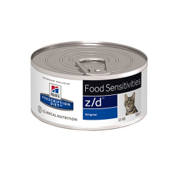 Hills Prescription Diet-PD Feline z/d.156 gr Húmedo. (1)
