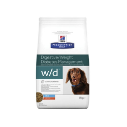 Hills Prescription Diet-PD Canine w/d Mini (1)