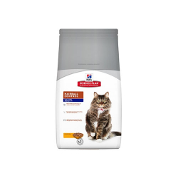 Hills-SP Feline Mature 7+ Hairball (1)