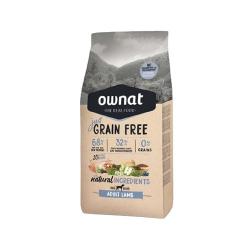Ownat Just Grain Free-Adulto de Cordero para perro (2)