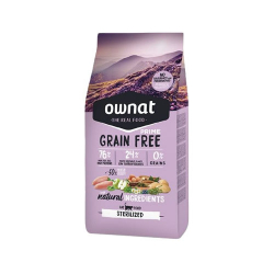 Ownat Grain Free Prime-Esterilizado para gato (1)