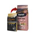Ownat Grain Free Prime-Mini Pollo y Pavo para perro (2)