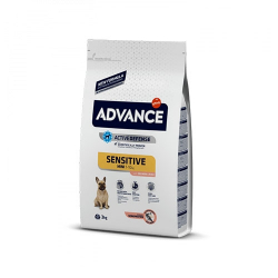Affinity Advance-Mini Adulto Sensitive con Salmón y Arroz (1)