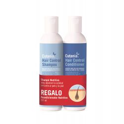 Vetnova-Champú Cutania Hair Control + ACONDICIONADOR DE REGALO (1)