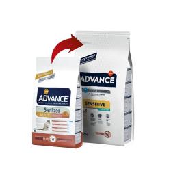 Affinity Advance-Gatos Esterilizados Salmón y Cebada (2)