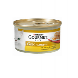 Gourmet Gold-Tartalette de Pollo y Zanahoria (1)