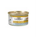 Gourmet Gold-Doble Placer Pescado del Océano y Espinacas (1)