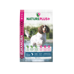 Eukanuba-Nature Plus+ Adult Medium Salmon (1)