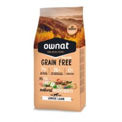Ownat Grain Free Prime-Prime Junior Cordero Grain Free (1)