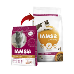 Iams-Sénior con Pollo (1)