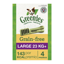 Greenie Pack Large Grain Free para Perro