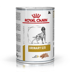 Royal Canin Veterinary Diets-Urinary S/O 410gr Húmedo (1)