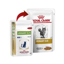 Royal Canin Veterinary Diets-Feline Urinary S/O Húmedo 100 gr. (1)
