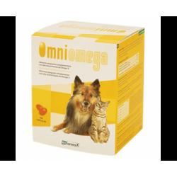 Hifarmax Omniomega complemento nutricional gatos y perros