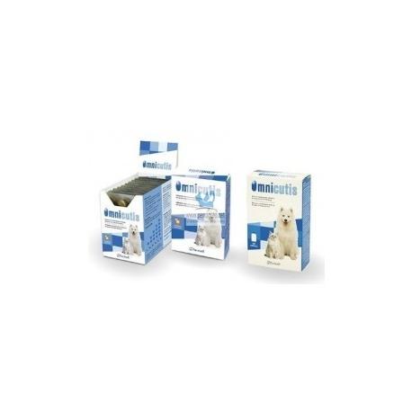 Omnicutis para perros y gatos salud de la piel y el pelo
