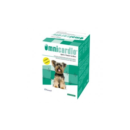 Hifarmax omnicardio perros y gatos. Comprimidos