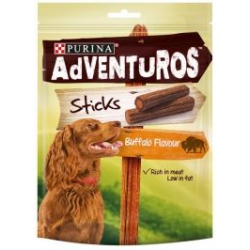 Adventuros maxi steaks Wild Buffalo 70grs