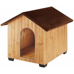 Caseta Exterior para perros Madera Domus Ferplast