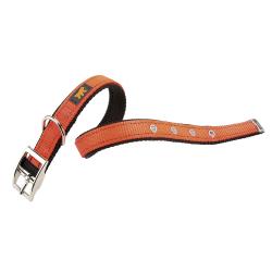 Collar Dual para perros Orange Ferplast