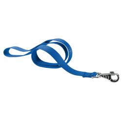 Correa Nylon Club G Azul para perros Ferplast