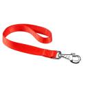 Correa Nylon Club Gm Roja para perros Ferplast