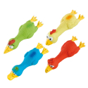 Juguete Perro Pa 5547 Latex Birds 4 unidades Ferplast