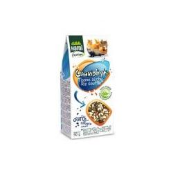 Crunchy's de Té y arroz para roedores Hamiform