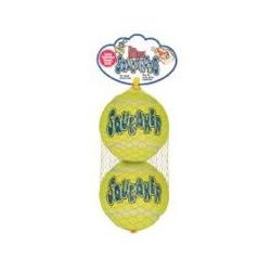 AIR KONG juguete para perros Air kong squeaker tennis ball