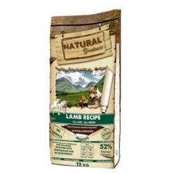Natural greatness canine sensitive pienso sin cereales cordero para perros 12kg