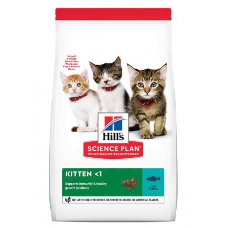 Hills-SP Feline Kitten con Atún. (1)