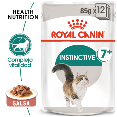 Royal Canin-Instinctive Pouch +7 85gr. (1)