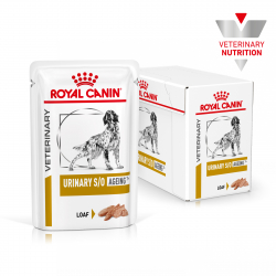 Royal Canin vet. Canine Urinary S/O Ageing +7