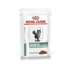 Royal Canin Veterinary Diets-Feline Diabetic Húmedo 100gr (1)