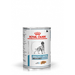 Royal Canin Veterinary Diets-Sensitivity Control Pato 420 gr.Húmedo (1)